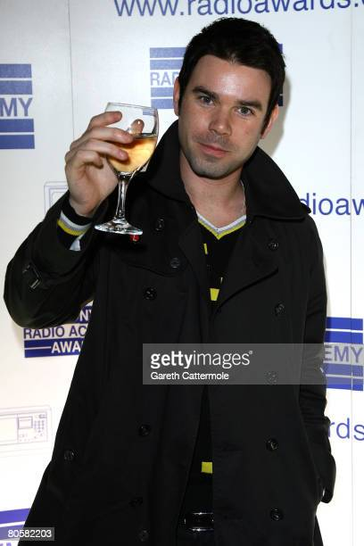 Dave Berry attends the Sony Radio Academy awards nominations launch on April 9 2008 in London England
