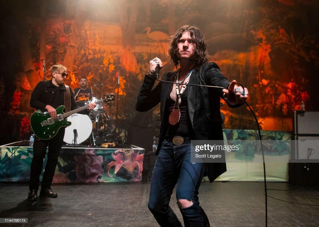 MI: Rival Sons In Concert - Detroit, MI