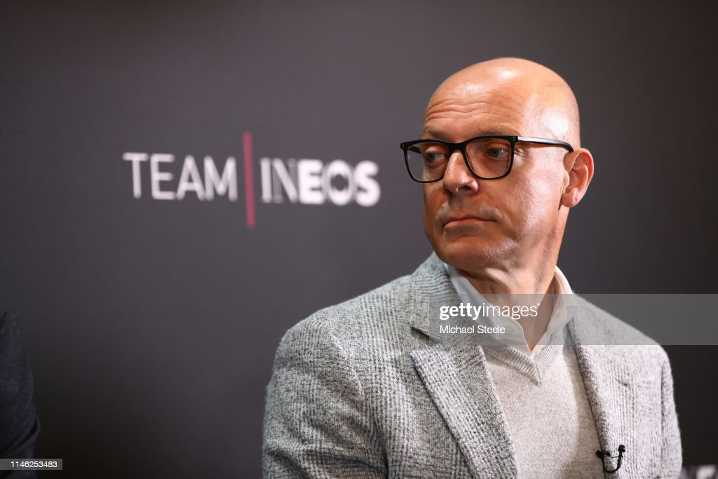 Team INEOS - Press Conference : ニュース写真