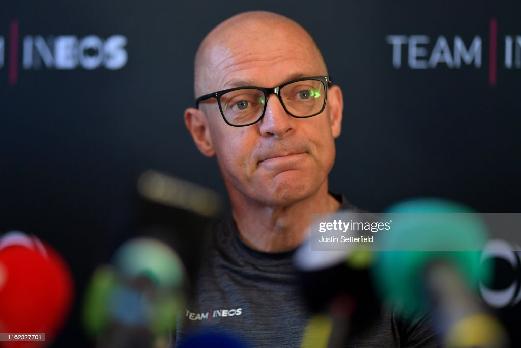 106th Tour de France 2019 - Team INEOS - Press Conference : ニュース写真