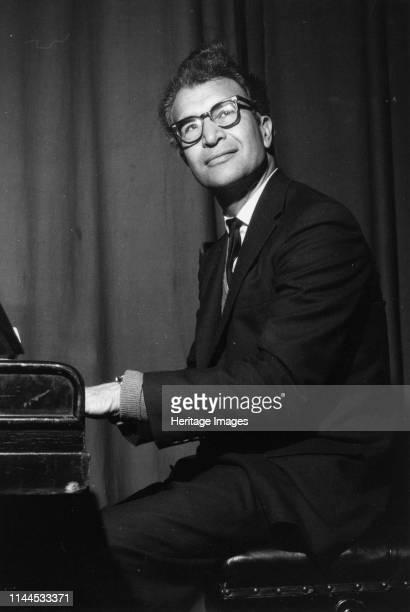 Dave Brubeck, Dave Brubeck Quartet, 1962. Artist Brian Foskett.