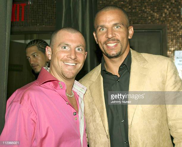 Dave Casey owner of Taj and Jason Kidd during 2005 VH1 Hip Hop Honors After Party Honoring SaltNPepa in New York City New York United States