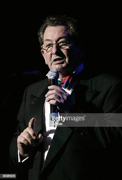 Dave Cash hosts at the 'One Generation 4 Another' show at the Royal Albert Hall on March 15 2004 in London The special oneoff twohour event is in...