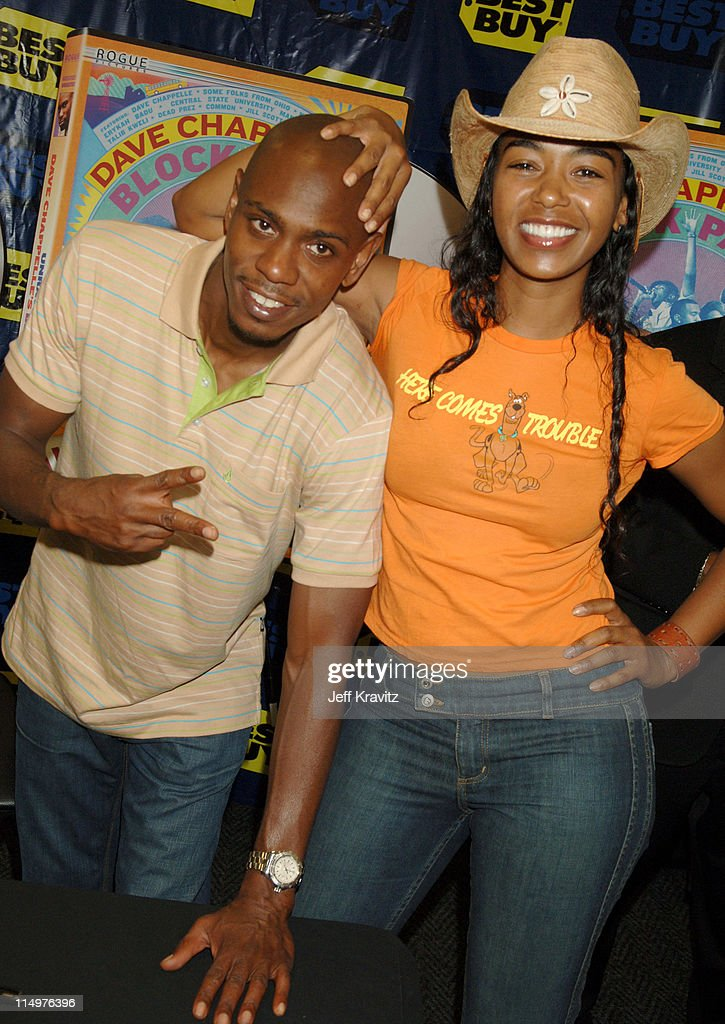 """Los Angeles DVD Block Party Celebrating the Release of """"Dave Chappelle's Block Party"""" - June 13, 2006 : News Photo"""