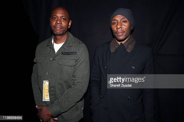 Dave Chappelle And Mos Def Attend Jay Z Performs At Webster Hall News Photo Getty Images
