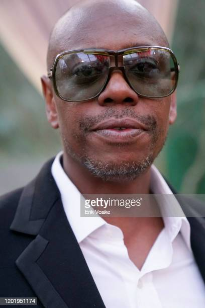 Dave Chappelle attends 2020 Roc Nation THE BRUNCH on January 25, 2020 in Los Angeles, California.