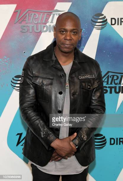 Dave Chappelle attends the ATT and DIRECTV Football Brunch at DIRECTV House presented by ATT during Toronto International Film Festival 2018 at...