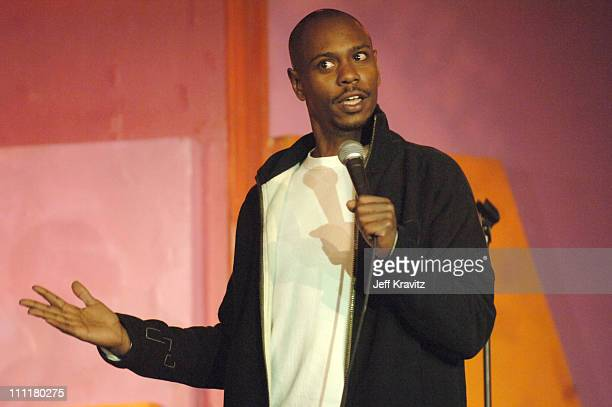 Dave Chappelle during 2006 US Comedy Arts Festival Aspen Damon Wayans and Company at St Regis Hotel Ballroom in Aspen Colorado United States