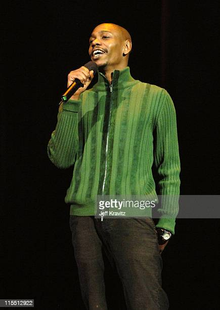 Dave Chappelle during The Comedy Festival Dave Chappelle at Caesars Palace in Las Vegas Nevada United States