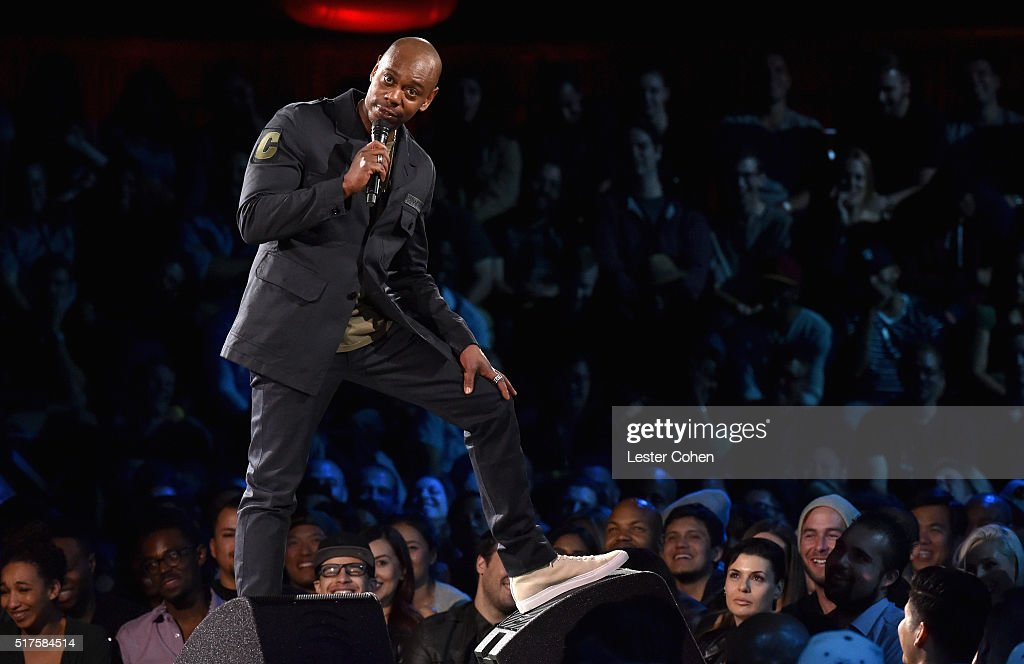 Dave Chappelle At The Hollywood Palladium : News Photo