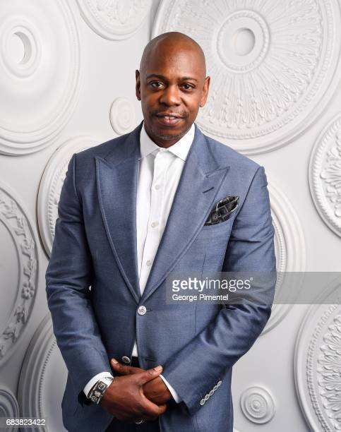 Dave Chappelle poses in the ETalk Portrait Studio at the 2017 Canadian Screen Awards at the Sony Centre For Performing Arts on March 12 2017 in...