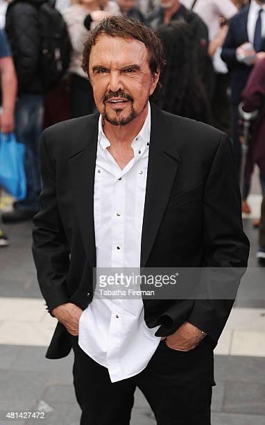 Dave Clark attends the press night of 'Sinatra At The London Palladium' at London Palladium on July 20 2015 in London England