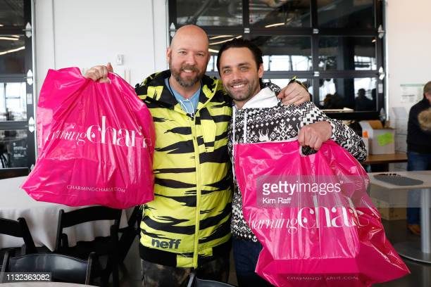 Dave Coleman and Trent Kinney attend the Operation Smile 8th Annual Park City Ski Challenge presented by Poly St Regis Deer Valley Deer Valley Resort...