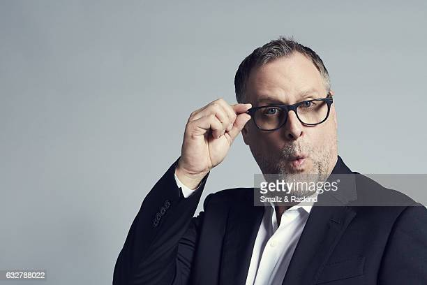 Dave Coulier poses for a portrait at the 2017 People's Choice Awards at the Microsoft Theater on January 18 2017 in Los Angeles California