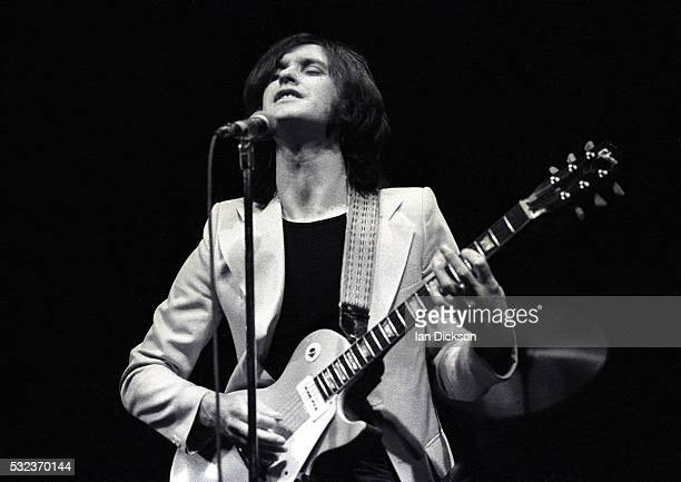 Dave Davies of The Kinks performing on stage London United Kingdom 1974