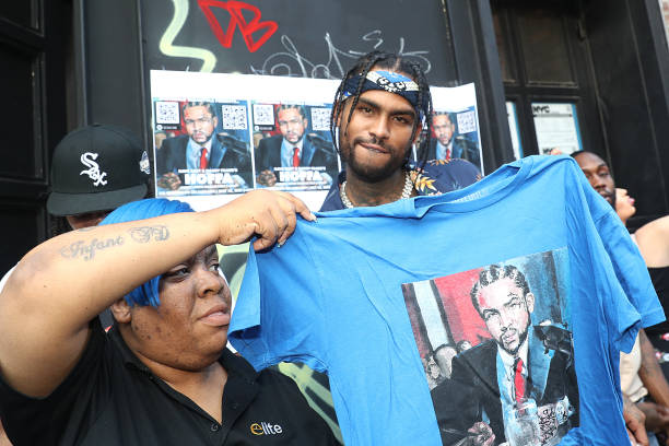 """NY: Dave East And Harry Fraud's """"HOFFA""""  Album Meet And Greet"""