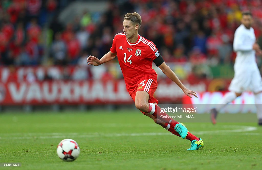 Wales v Georgia - FIFA 2018 World Cup Qualifier : News Photo