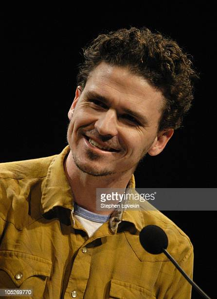 Dave Eggers during Downtown For Democracy Presents 'Where's My Democracy' at The Great Hall at Cooper Union in New York City New York United States