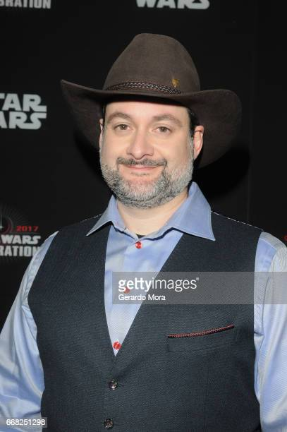 Dave Filoni attends the 40 Years of Star Wars panel during the 2017 Star Wars Celebrationat Orange County Convention Center on April 13, 2017 in...