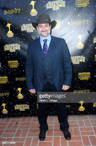 Dave Filoni attends the 43rd Annual Saturn Awards at The Castaway on June 28, 2017 in Burbank, California.