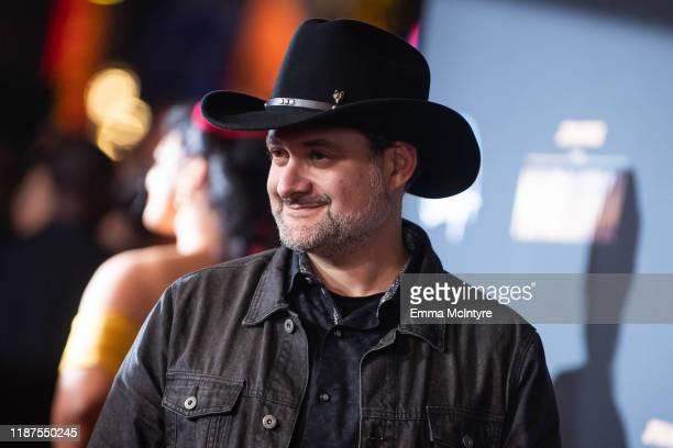 Dave Filoni attends the premiere of Disney+'s 'The Mandalorian' at El Capitan Theatre on November 13, 2019 in Los Angeles, California.