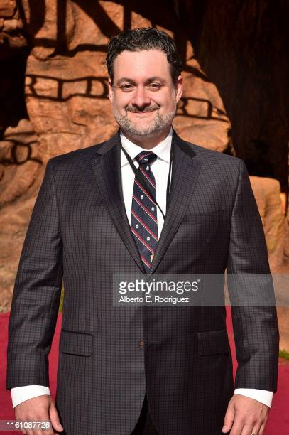 """Dave Filoni attends the World Premiere of Disney's """"THE LION KING"""" at the Dolby Theatre on July 09, 2019 in Hollywood, California."""