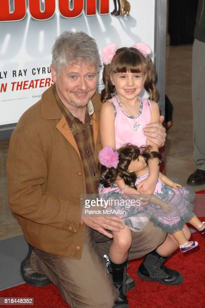 Dave Foley and Alina Foley attend 'The Spy Next Door' Los Angeles Premiere at The Grove on January 9 2010 in Los Angeles California