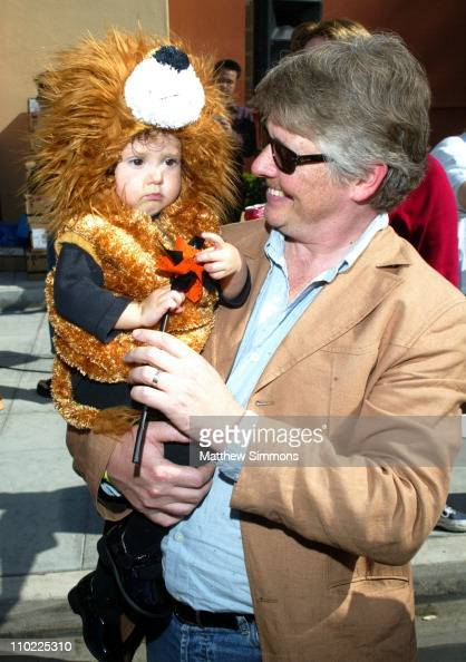 Dave Foley and The Little Lion King Alina Foley during