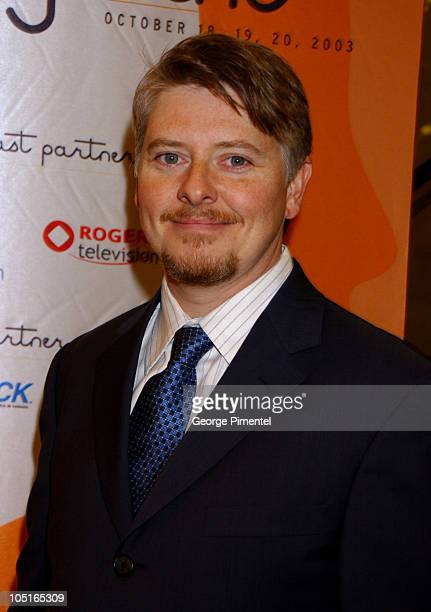 Dave Foley during 2003 18th Annual Gemini Awards -Industry Party at Metro Toronto Convention Centre in Toronto, Ontario, Canada.