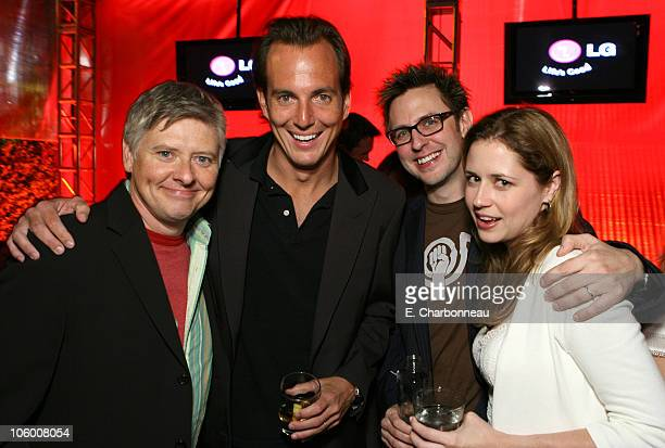Dave Foley, Will Arnett and guests during Entertainment Weekly Magazine 4th Annual Pre-Emmy Party - Inside at Republic in Los Angeles, California,...
