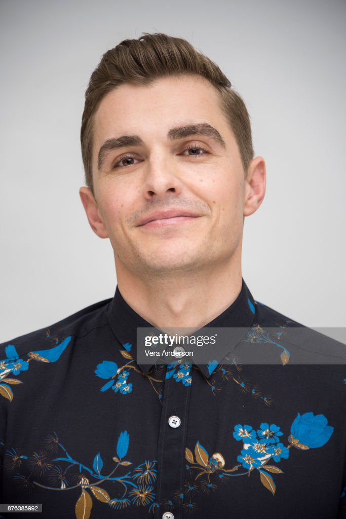 Dave Franco at 'The Disaster Artist' Press Conference at the Four Seasons Hotel on November 18, 2017 in Beverly Hills, California.