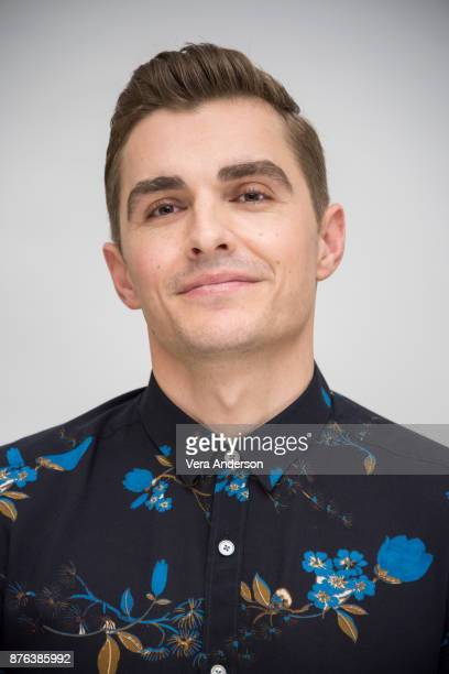 Dave Franco at The Disaster Artist Press Conference at the Four Seasons Hotel on November 18 2017 in Beverly Hills California