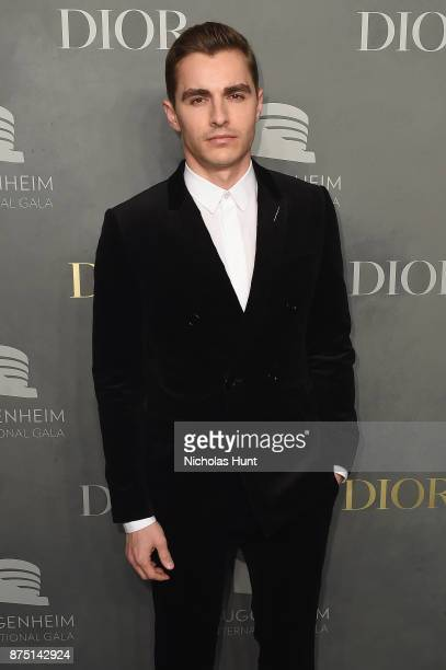 Dave Franco attends the 2017 Guggenheim International Gala made possible by Dior on November 16 2017 in New York City