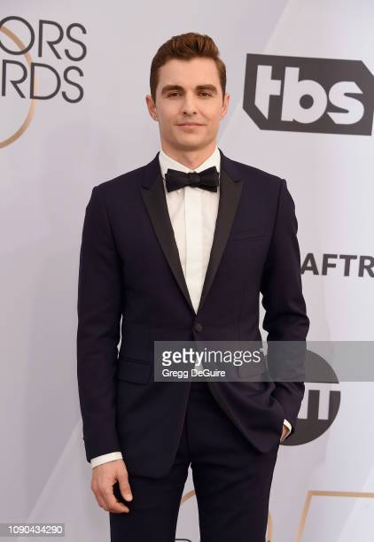 Dave Franco attends the 25th Annual Screen ActorsGuild Awards at The Shrine Auditorium on January 27 2019 in Los Angeles California 480645