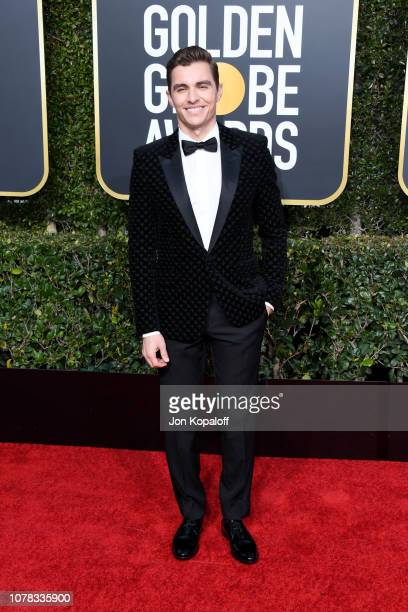 Dave Franco attends the 76th Annual Golden Globe Awards at The Beverly Hilton Hotel on January 6 2019 in Beverly Hills California
