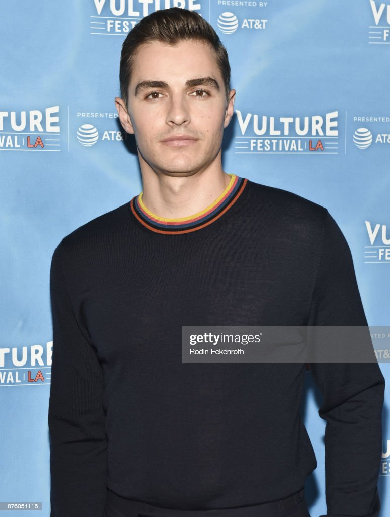 Dave Franco attends 'The Disaster Artist' panel at Vulture Festival Los Angeles at Hollywood Roosevelt Hotel on November 18, 2017 in Hollywood, California.