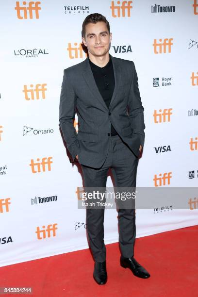 Dave Franco attends 'The Disaster Artist' premiere during the 2017 Toronto International Film Festival at Ryerson Theatre on September 11 2017 in...