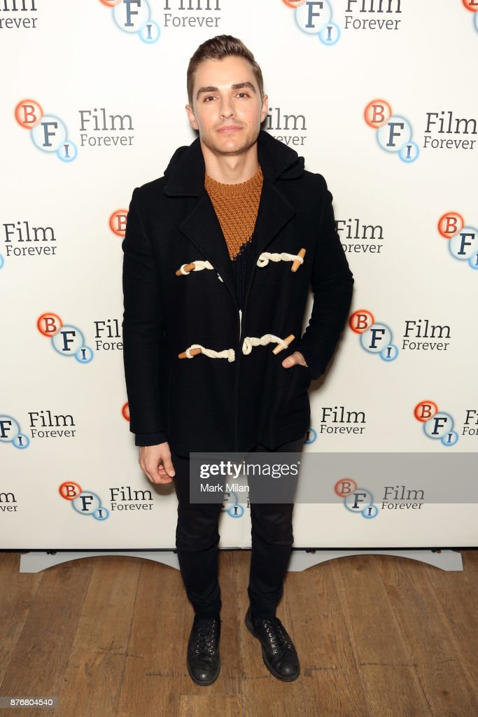 Dave Franco attends the screening and Q&A for The Disaster Artist at BFI Southbank on November 20, 2017 in London, England.