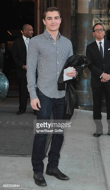Dave Franco is seen on April 03 2012 in New York City