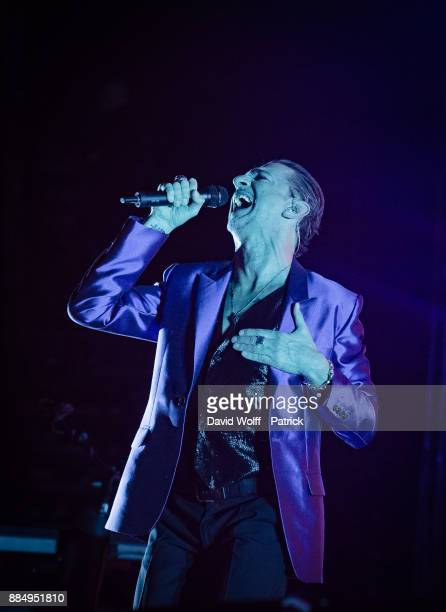 Depeche Mode Stock Photos And Pictures Getty Images