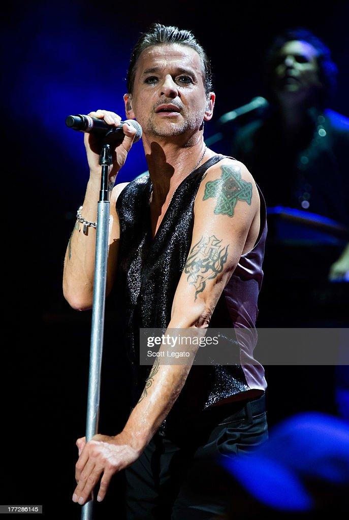 Depeche Mode In Concert - U.S. Tour Opener