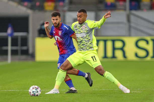 DEU: KFC Uerdingen v SV Wehen Wiesbaden - 3. Liga