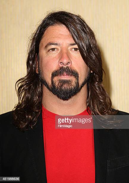 Dave Grohl, Director/Writer/Executive Producer of HBO's Foo Fighters ; Sonic Highways during the HBO TCA Summer Session 2014 at The Beverly Hilton...