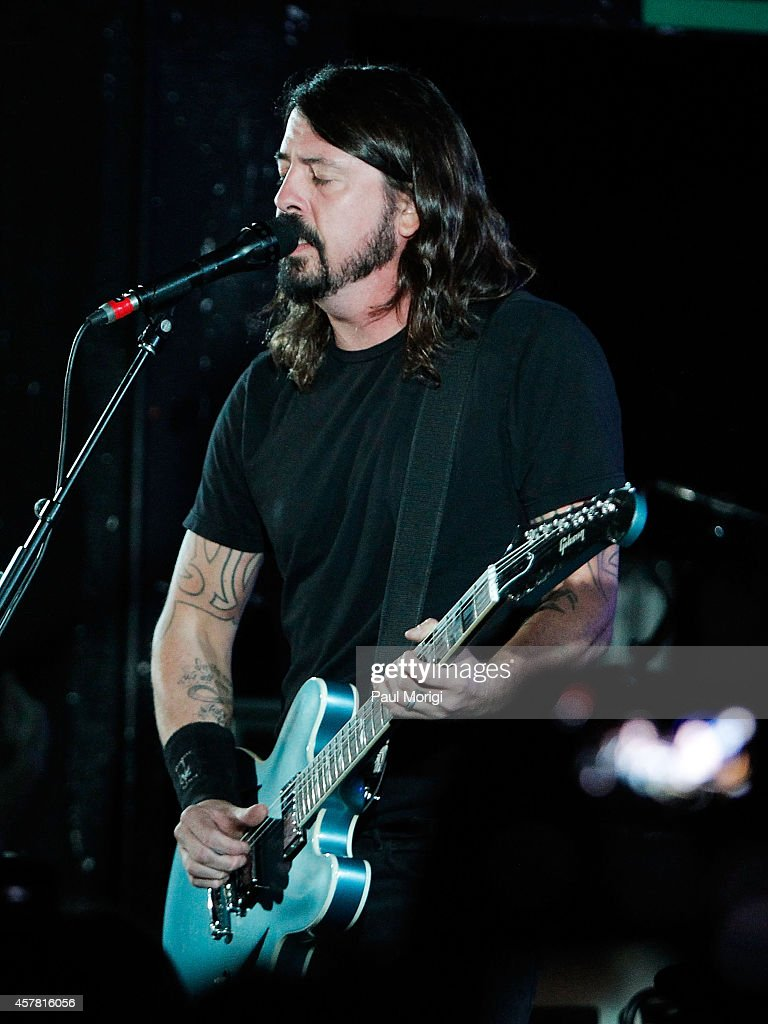 Foo Fighters In Concert - Washington DC : News Photo