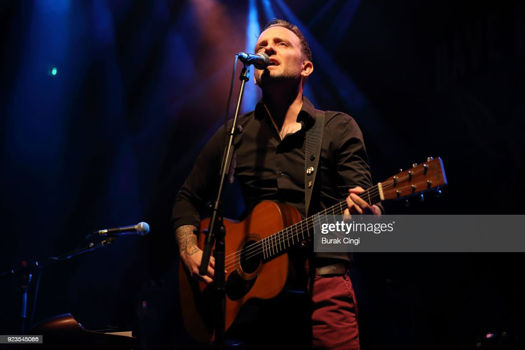 Brian Fallon Performs At Koko, London