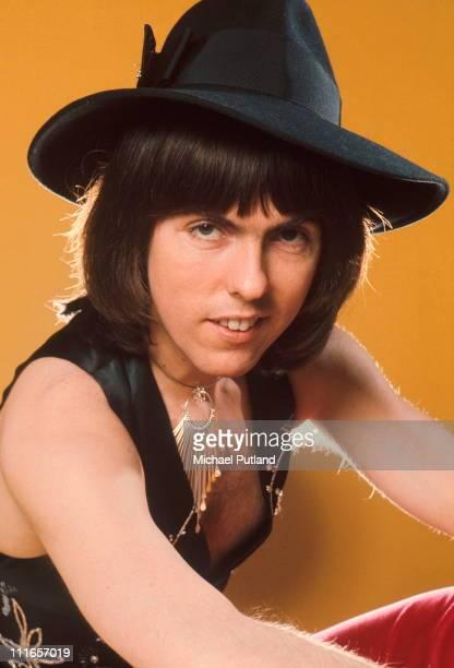 Dave Hill of Slade portrait London 1973