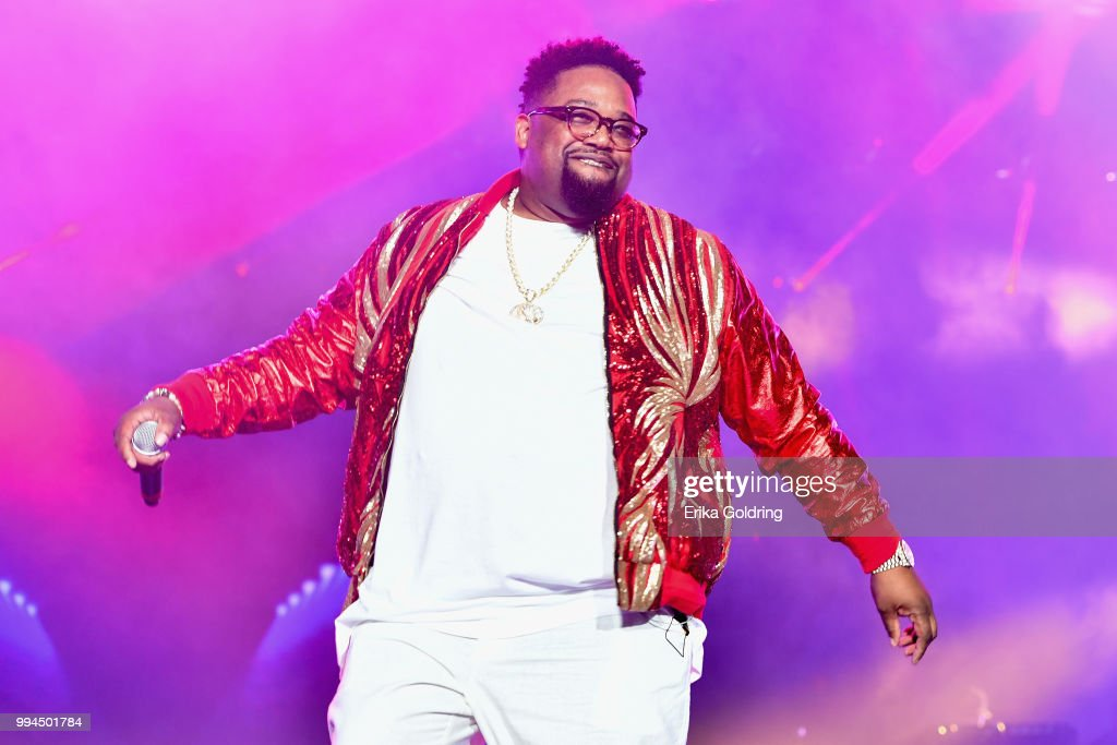 Dave Hollister of Blackstreet performs onstage during the 2018 Essence Festival at the Mercedes-Benz Superdome on July 8, 2018 in New Orleans, Louisiana.