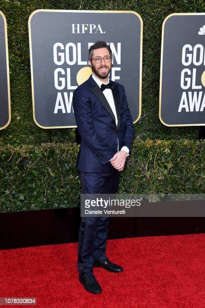 Dave Holstein attends the 76th Annual Golden Globe Awards at The Beverly Hilton Hotel on January 6, 2019 in Beverly Hills, California.