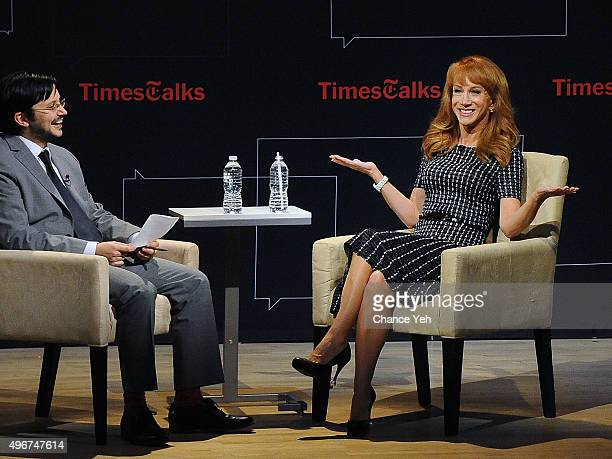 Timestalks With Kathy Griffin Pictures and Photos - Getty Images