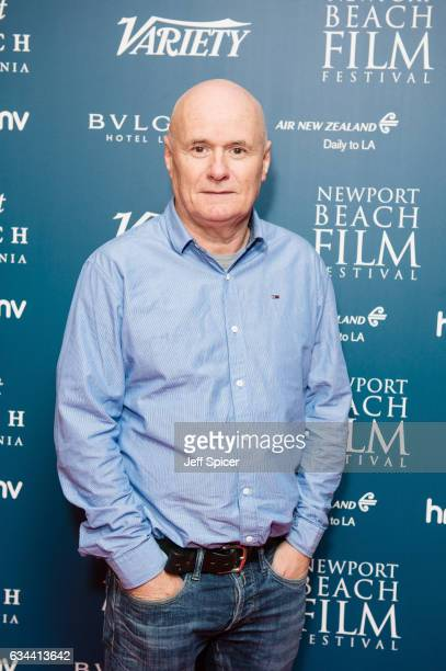 Dave Johns attends the Newport Beach Film Festival Honours at Bulgari Hotel on February 9 2017 in London United Kingdom